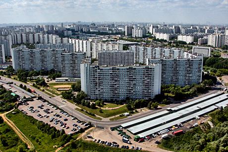 Moskva linnulennult