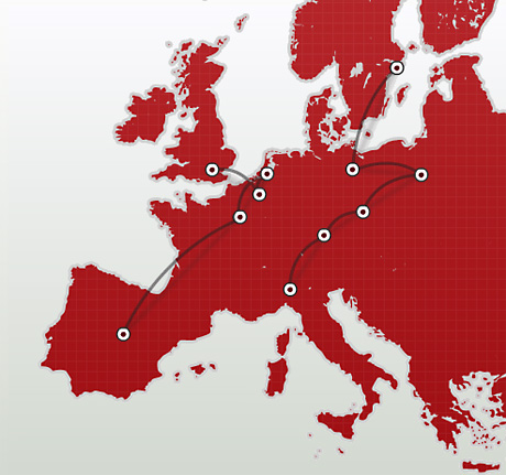 tour_air_europe_2008_map