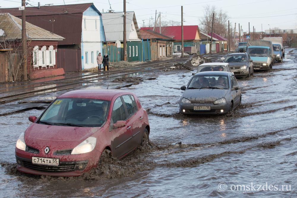 Uputus Siberis - uppuv Omsk