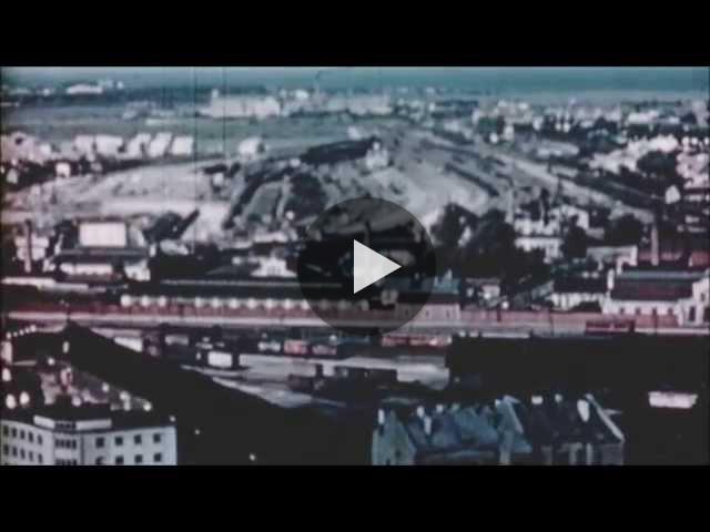 Värvifilm 1930. aasta Tallinnast