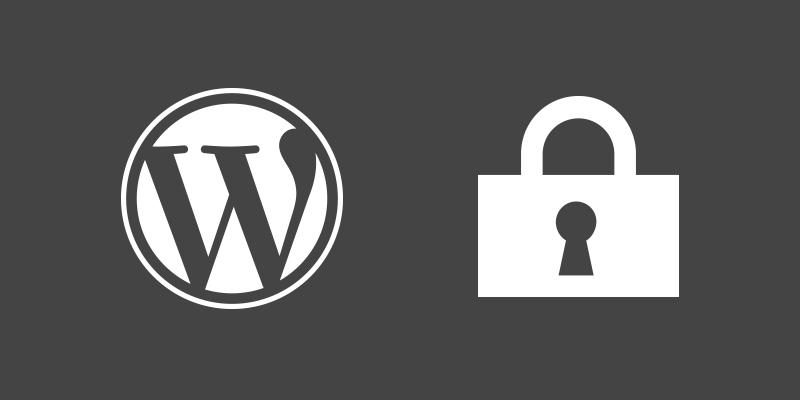 Wordpress ja turvalisus