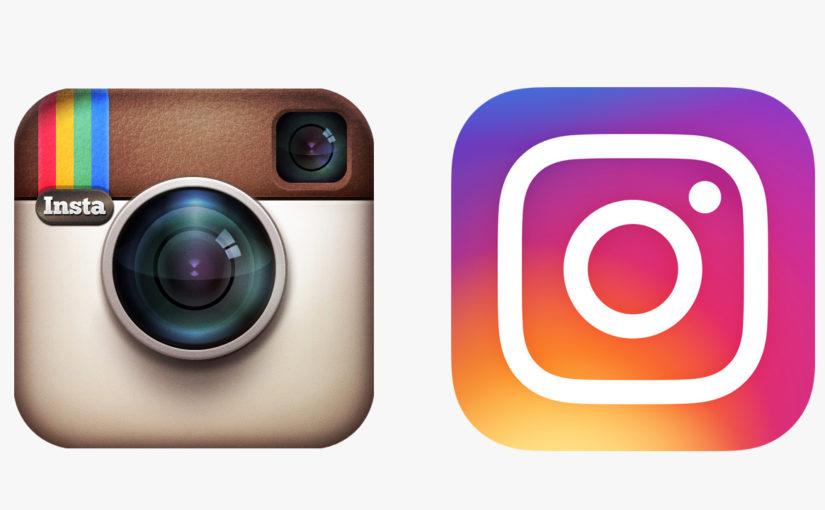 Instagram on uuendanud oma graafikat