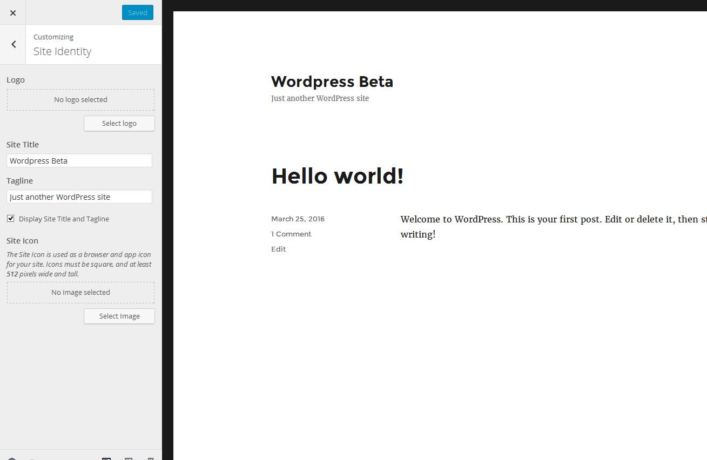 wordpress-4.5-lisa-kohandatud-logo