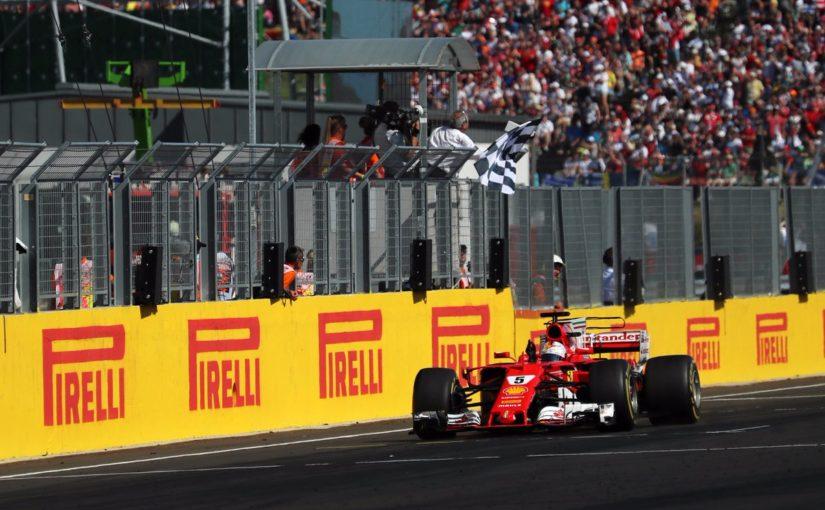 Vormel-1 2017 Ungari GP parimad Ferrarid