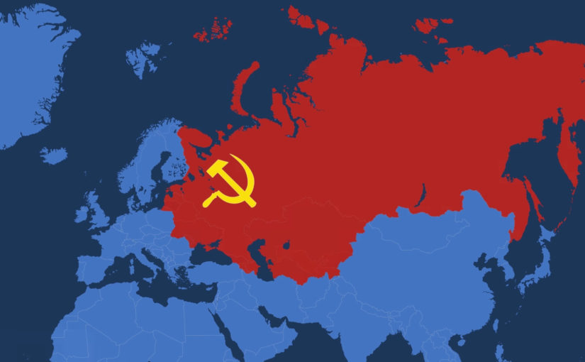 Mis juhtuks kui taastada Nõukogude Liit?