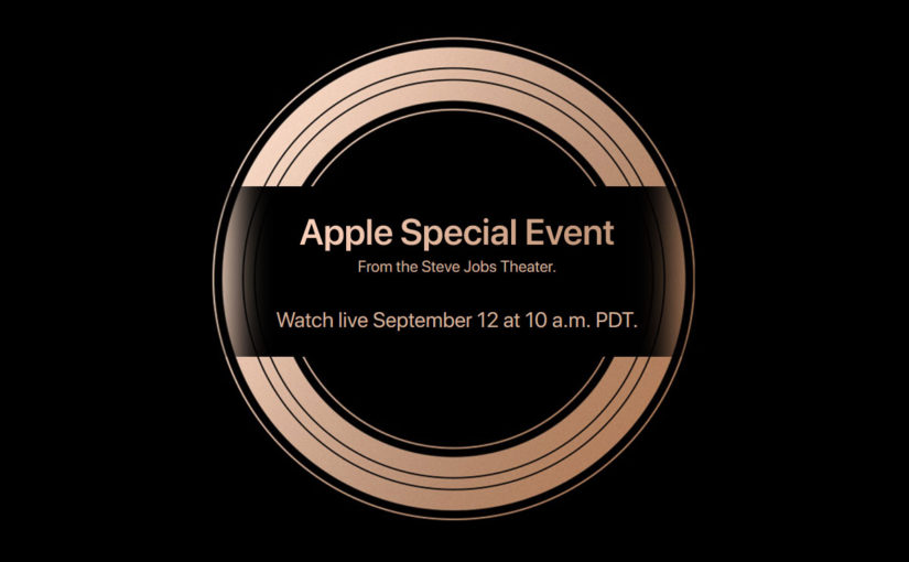 Apple Special Event – september 2018