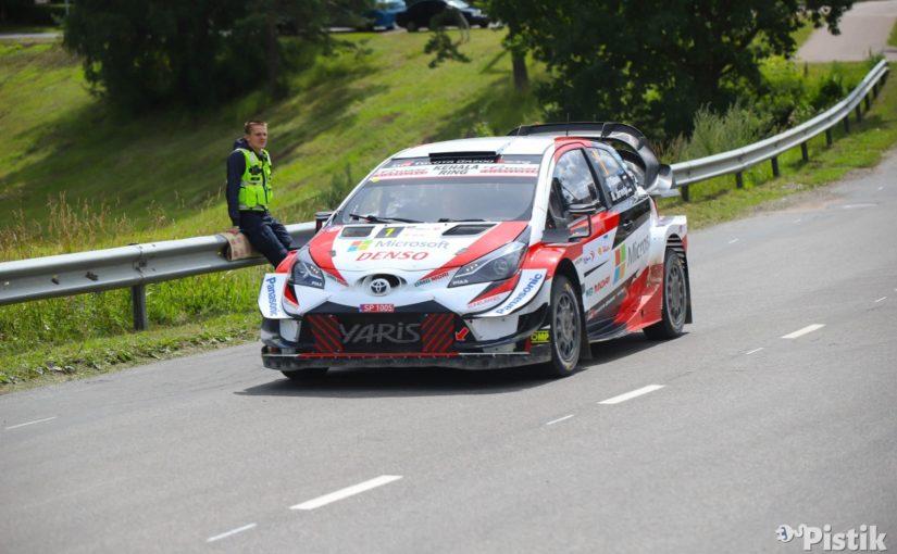 Rally Estonia 2019 pildid