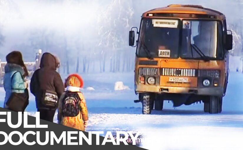 Kõige ohtlikumad teekonnad kooli – Oimjakon