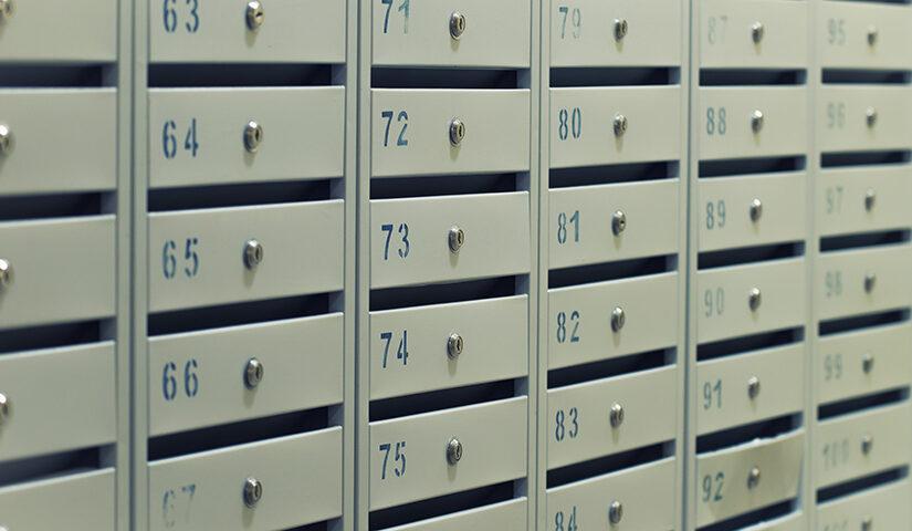 Üks uus kasulik teenus kirja ja paki saatjatele